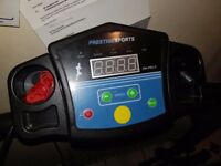 Prestige sports Treadmill