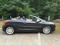 60,000 miles Peugeot 207cc limited edition Elle. Fun, reliable car in good condition.