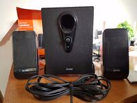 Multimedia Speakers 2.1 with Subwoofer