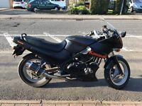 Kawasaki 500cc 12 months MOT