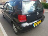 VW POLO ,1.4 ,LONG MOT, SERVICE HISTORY ,CHEAP ON TAX AND FUEL ,TIDY £675 ONO