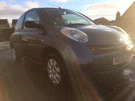 Nissan micra. £550ono. all offers take.
