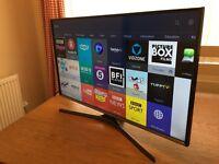 32in SAMSUNG SMART LED TV -1080p- 400hz- FREEVIEW HD - WIFI -WARRANTY