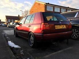 VW GOLF MK3 CUSTOM!!!! ( not a bmw, Audi, ford, Mercedes, Renault, Vauxhall, Nissan)