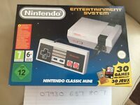 Brand New Boxed Nintendo Classic Mini / NES / Nintendo Entertainment System