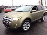 2013 Ford Edge SEL**LEATHER**NAVIGATION**
