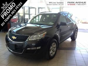 2017 Chevrolet Traverse LS 118$/sem *Obtenez 4 Pneus hiver gratu