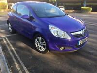 2010 Vauxhall Corsa 1.2 3dr*New MOT*HPI Clear*Only 28k mileage