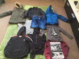 Boys clothes. 7-8 years old.