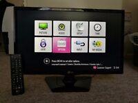 "22"" LG Full HD TV"