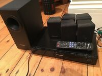 DVD home theatre system. Great sound and fantastic condition