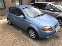Excellent car for new drivers Daewoo Kalos