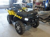 2009 Polaris Sportsman 850 SP EPS