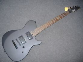 NEW MANSON / CORT M-JET TELECASTER STYLE ELECTRIC GUITAR £399 PURE QUALITY