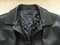 Men's Blazer Leather Coat/Jacket