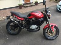 2004 Cagiva Planet/Raptor 125cc