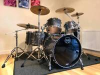 Mapex Saturn V Drum Kit & Zildjian Cymbals