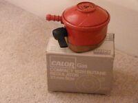 Calor gas Compact 182H Butane Regulator 21 mm Size