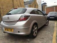 VAUXHALL ASTRA SRI AUTOMATIC COUPE ••••••••••••• 3 DOOR COUPE HATCHBACK