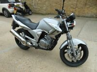 YAMAHA YBR250 - 12 Months MOT - Delivery Possible