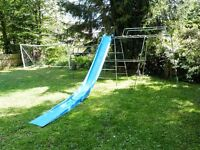TP climbing frame slide and accessories