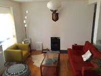 2 Bedroom Flat with Garden £1600 *Short Let*