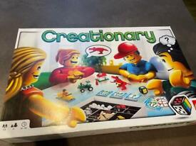 LEGO Game Creationary (3844) complete