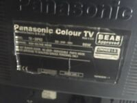 Panasonic colour Tv for collection - need gone ASAP