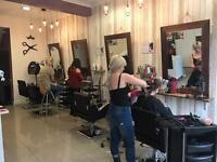 Hair and beauty salon for sale!