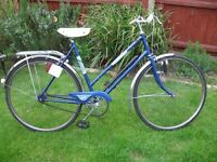 BSA CAMILLE SINGLE SPEED ONE OF MANY QUALITY BICYCLES FOR SALE