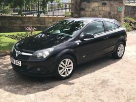 2008 VAUXHALL ASTRA 1.6 SXI COUPE MOT JUNE 2019 FULL SERVICE HISTORY