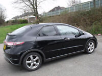 Honda, CIVIC, Hatchback, 2010, Manual, 1799 (cc), 5 doors