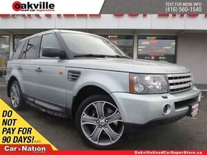 2006 Land Rover Range Rover Sport Supercharged   LEATHER   NAVIG