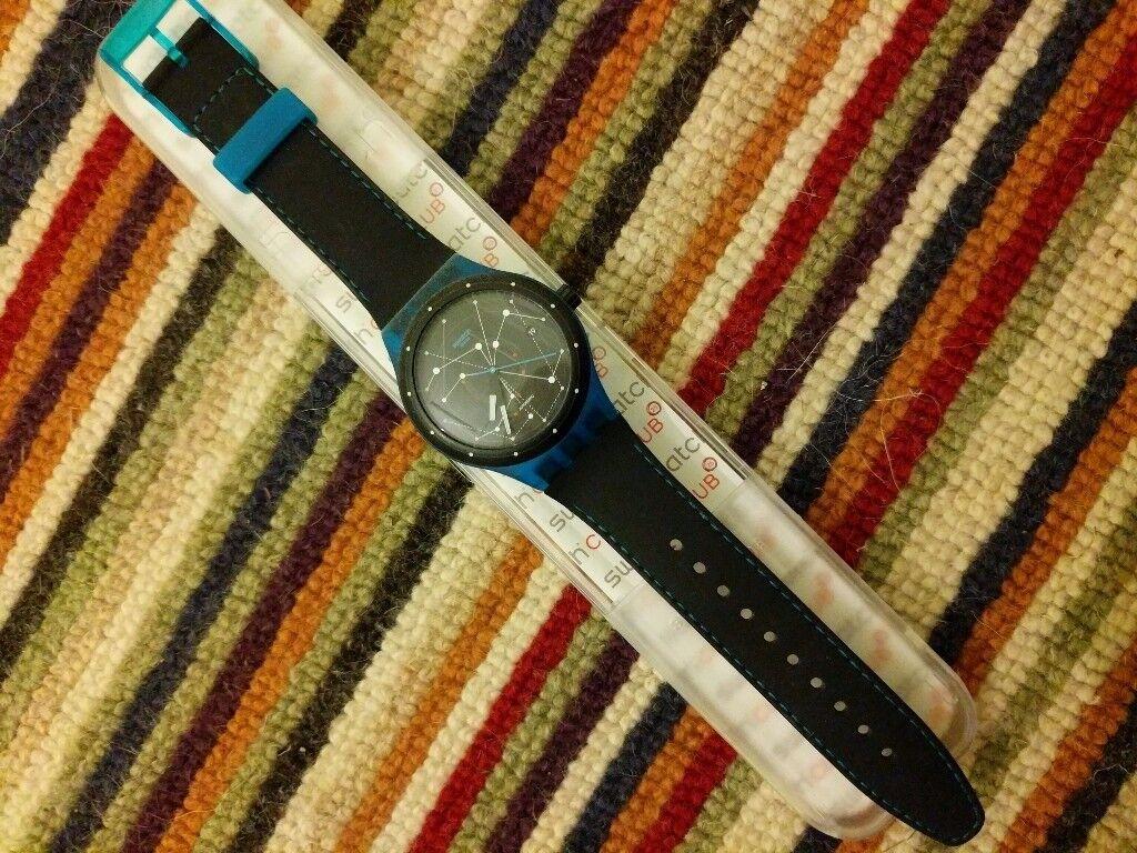 Astrology self wind Swatch watch (BRAND NEW)