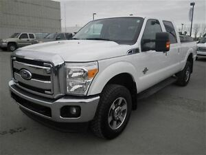 2011 Ford F-350 Lariat Diesel Leather