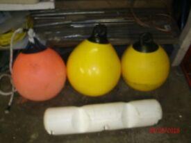 Fenders/ Buoys