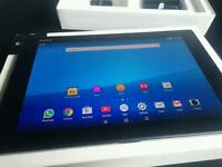 "Sony Z2 Tablet 10.1"" 4G LTE WIFI 16gb Android Slim Note iPad Galaxy Tab eReader eBook PC HD Screen"