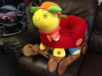 Baby kids rocking chair seat