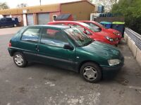 Peugeot 106,1.1,One owner,9 months mot,cheep and cheerful,ideal first car or cheep run around