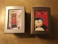 60 mini Christmas cards from Waitrose