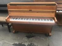 Spencer upright oak piano free delivery
