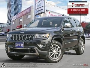 2016 Jeep Grand Cherokee ***LIMITED***AIR SUSPENSION***