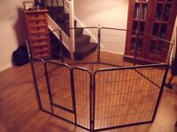 Dog/Puppy Play/Whelping Pen (Large, Heavy Duty)