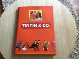 Tintin and Co book by Michael Farr 2007