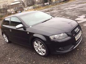 AUDI S3 2007***TOP SPEC FULLY LOADED*** A VERY CLEAN AND RARE EXAMPLE***