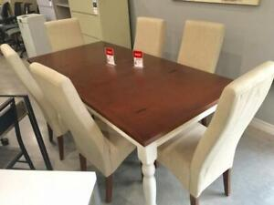 7 pc Dining Set (t-240)