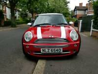 2004 Mini 1.6 full year mot