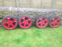 5x112 19inch alloys for sale £200