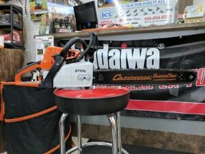 Handmade Canadian Chainsaw Bars! Now in stock at CR Equipment!