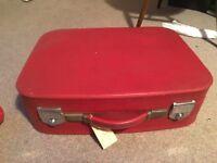 Vintage 1960s Vanity Suitcase